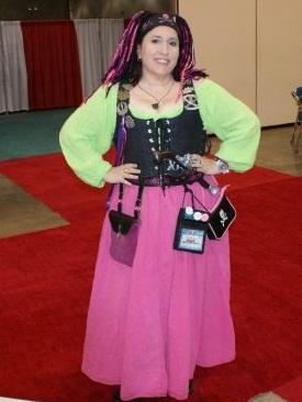 Danicia at Gen Con