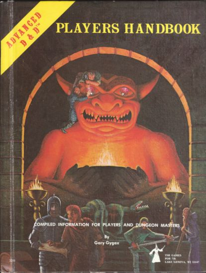 My first gaming book.